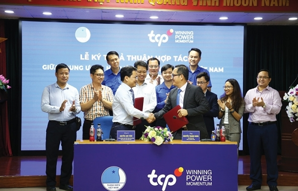 spreading positive energy to vietnamese youth
