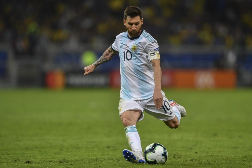 messi to put barca drama behind him as argentina seek fast start