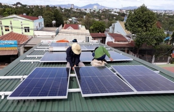 southern region see surge in rooftop solar power evn