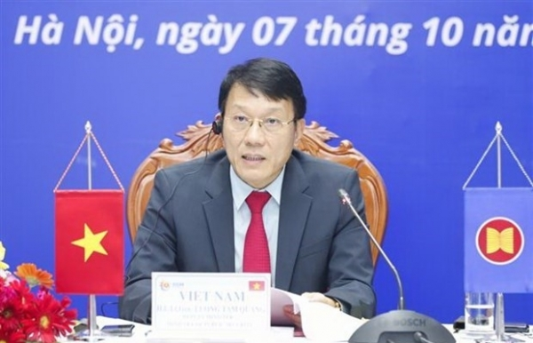 vietnam commits to ensuring asean cyber security safety