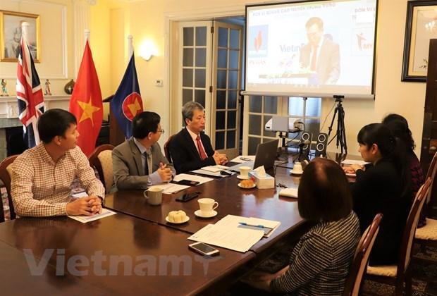 vietnamese uk firms look to bilateral fta post brexit