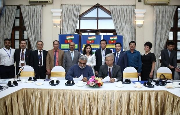 vietnamese indian firms to build smart cities in vietnam