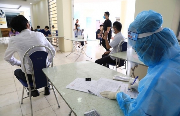 vietnam reports two imported covid 19 cases on october 11