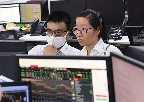 vn index loses on profit taking pressure