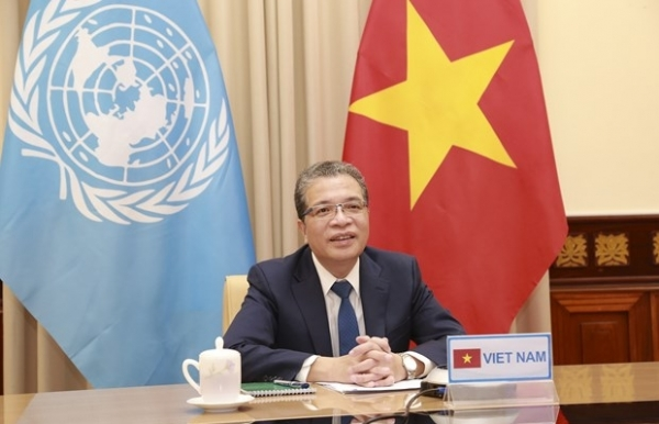 vietnam backs facilitation of dialogue cooperation in persian gulf official