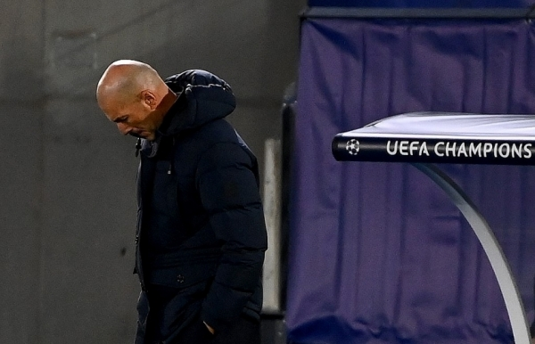 crisis never far away for zidane as real madrid doubts linger
