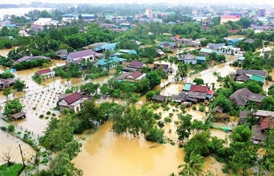 eu provides 13 million eur to assist flood victims in central vietnam