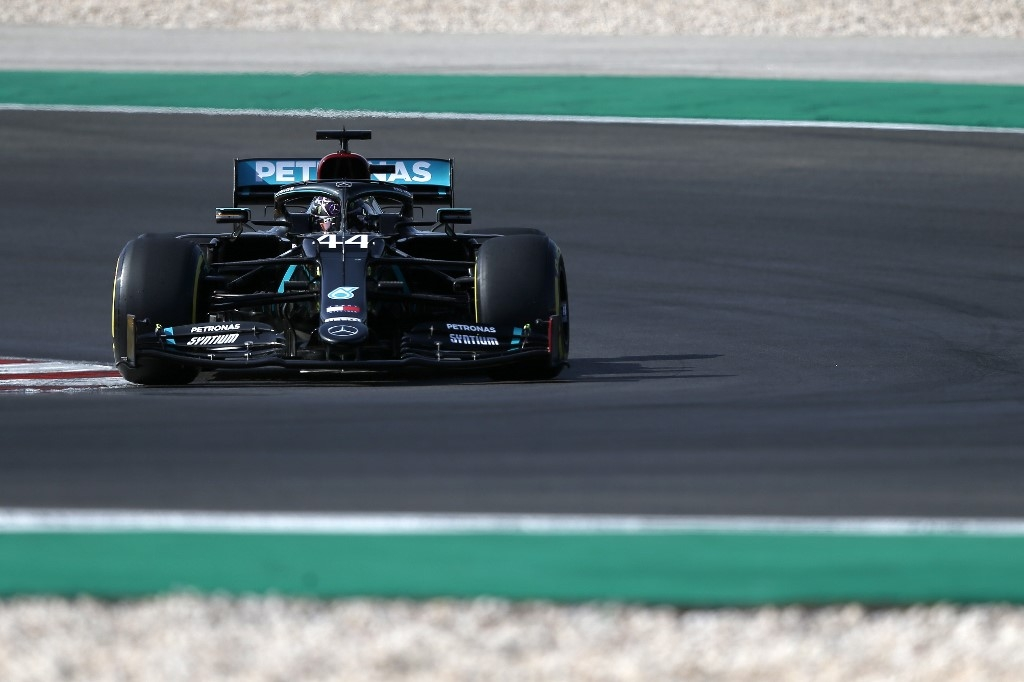 hamilton looks to steer mercedes to seventh world title at imola