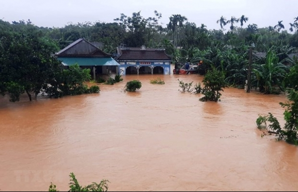seven working groups set up to handle flood consequences
