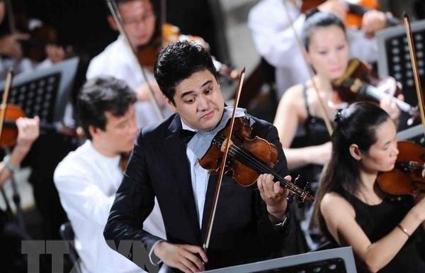 top violinist to celebrate beethovens birthday