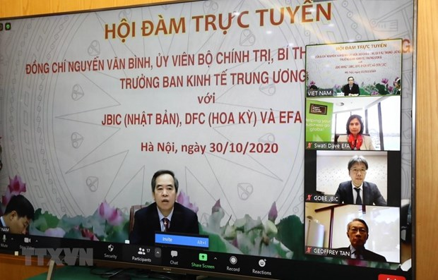 vietnam seeks to boost economic ties with japan us australia