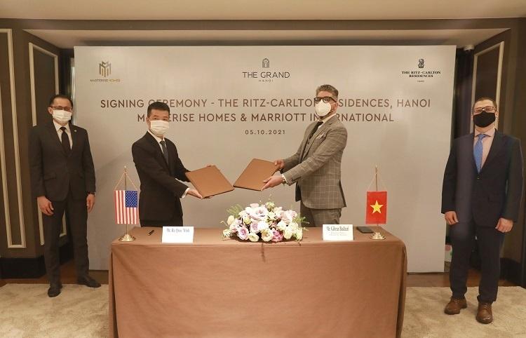 The Ritz-Carlton to extend branded residences footprint to Hanoi