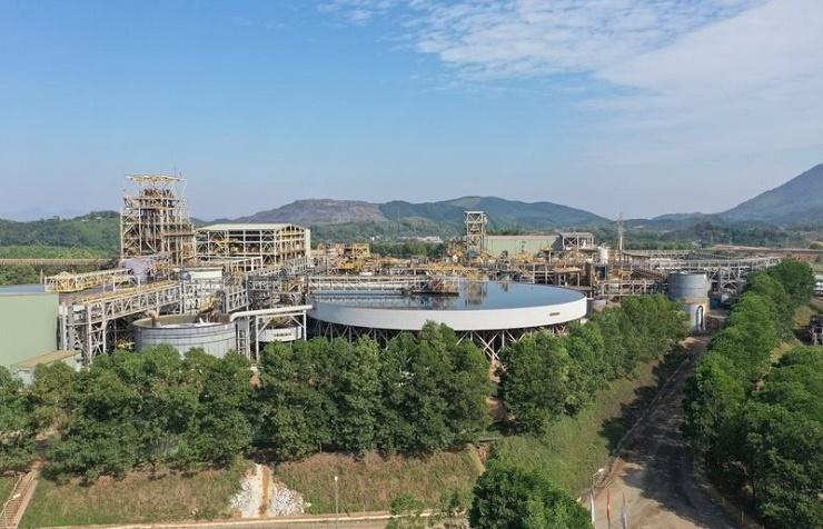 Masan High-Tech Materials asserts leading position of Vietnam's mining industry