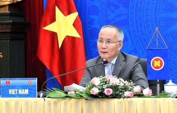 ASEAN Economic Community Council convenes 20th meeting