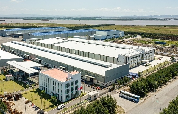 Haiphong's industrial real estate remains attractive destination to investors