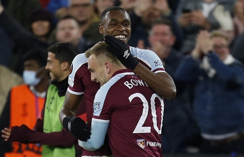West Ham end Man City's four-year hold on League Cup