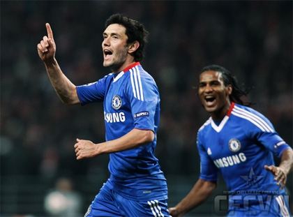 chelsea dreaming of wembley after spartak rout