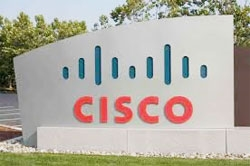 cisco outlook disappoints shares plunge
