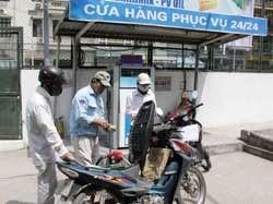 petrol sellers gripe over tax