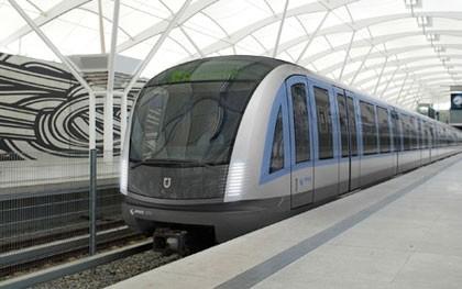siemens to supply underground trains to munich