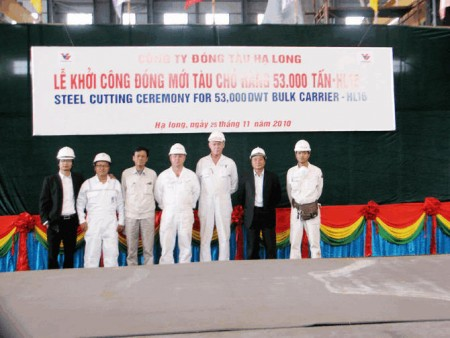 another 53000 tonne ship to be built for export