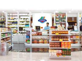 first vietnamese supermarket to open in cambodia