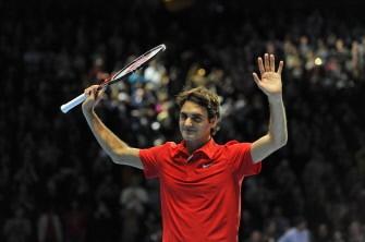 federer eyes return to top in 2011 after finals win