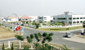 mpi defends industrial parks