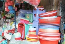 exports of plastics up 35 per cent on firming global demand