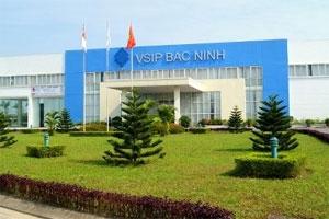 bac ninh sets up air logistic warehouse in vsip