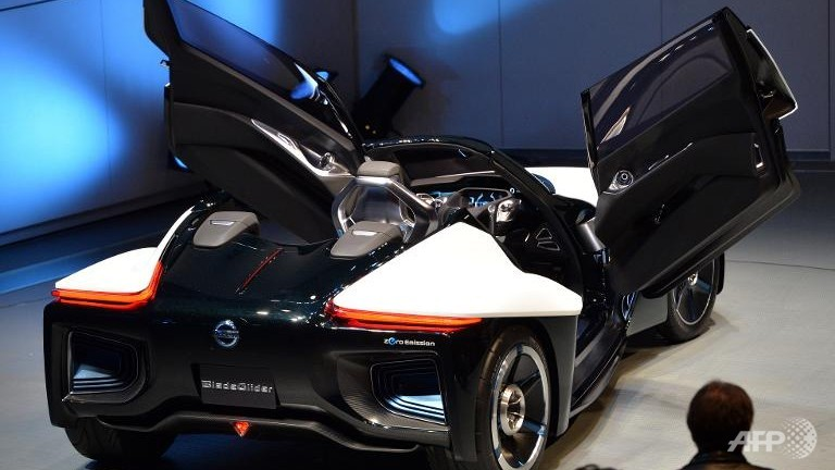 Electric Sports Car From Nissan To Debut At Tokyo Motor