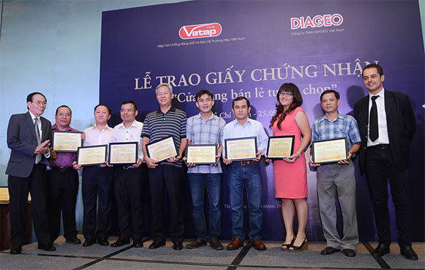 Diageo Vietnam's commitment to sustainable and long-term operation