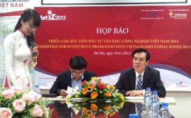 industrial parks promote investment opportunities in hanoi