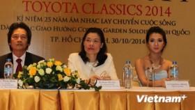 Hanoi to host Toyota Classics 2014