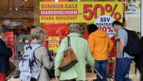 German retail sales post biggest drop in 7 years