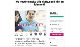 singaporean man raises fund to support vietnamese victim cheated by local store