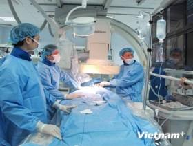 ha noi hosts congress of cardiovascular thoracic surgeons