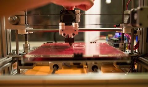 Vietnamese engineer builds low-cost 3D printer