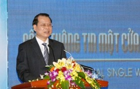 first ministries join national single window system