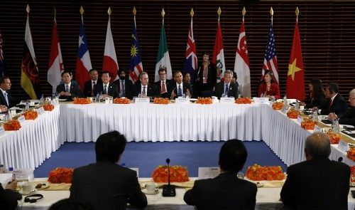 vietnam minister says tpp talks nearing completion following beijing meeting