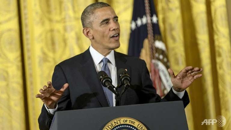 Obama to act alone to fix 'broken' US immigration law