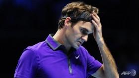 Federer misses training ahead of Davis Cup final