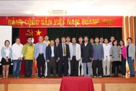 RoK Journalists Association visits Vietnam Investment Review