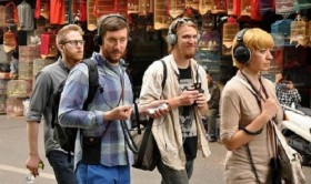 Geolocative audio tour links past with present in Vietnam's capital city