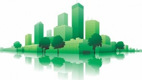 country profits from green building