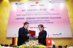 Germany extends hand on vocational training