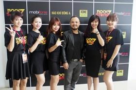 RockStorm7 attracts new talent