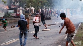 One dead in Indonesian protest against fuel price hike