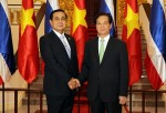 Thai PM's visit to boost friendship: PM Dung