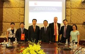 Siemens Vietnam and Bitexco group deepen relationship